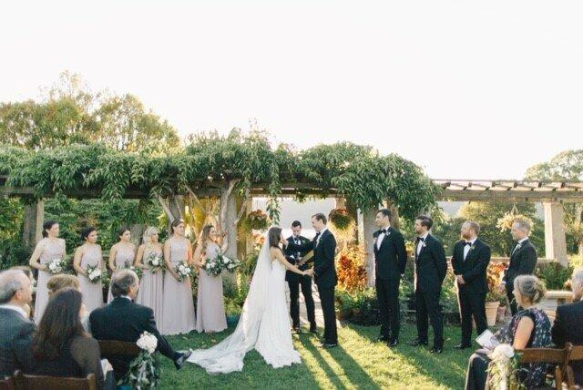 The Becker Wedding at Wave Hill