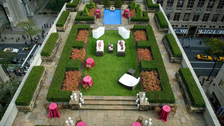 620 Loft & Garden Places to get married in NY with a rooftop