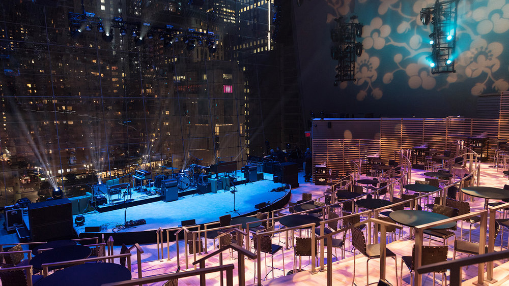 Jazz at Lincoln Center is a perfect venue for private events including weddings, graduations, lectures, product launches, and conferences.