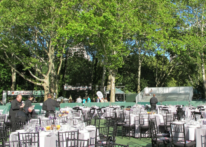 Catered Events at Central Park