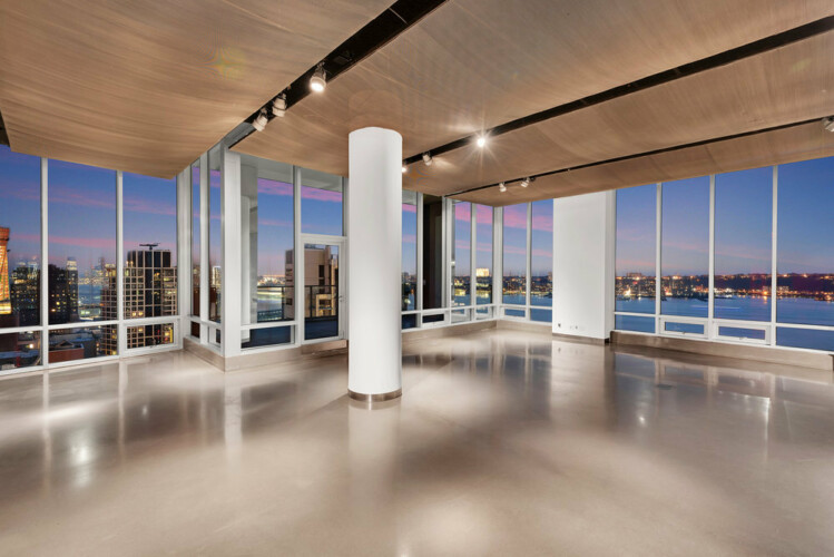 Chelsea venue rental with great views