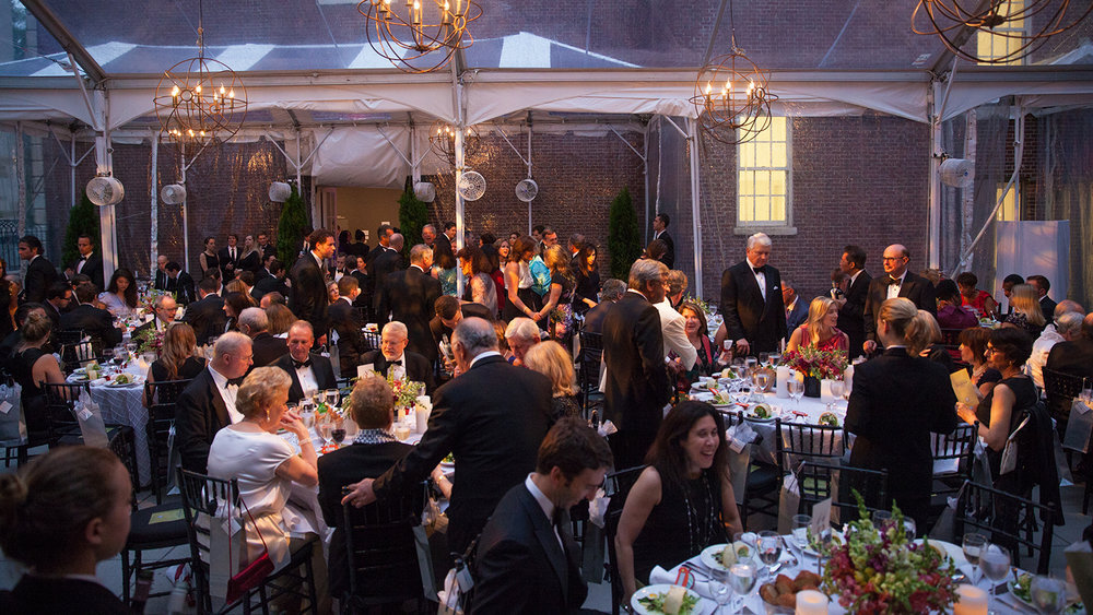 Great Performances has over 35 years of experience in non-profit catering services