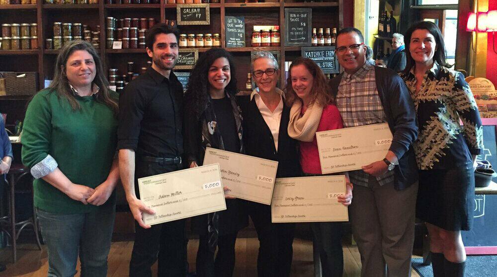 The 2016 Great Performances Fellowship Winners
