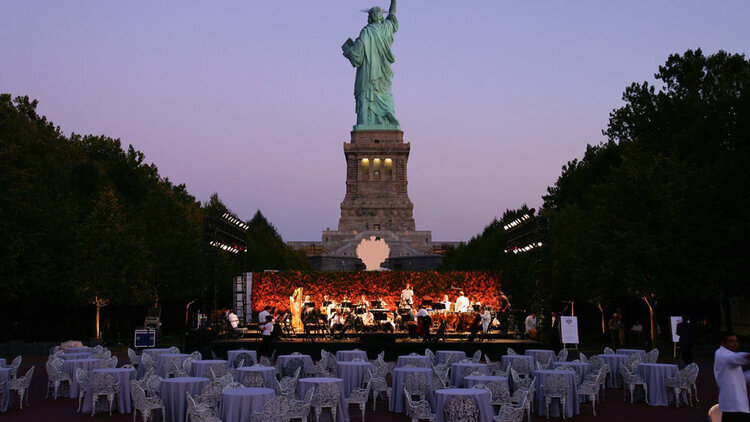 Top NY Outdoor Wedding Venues
