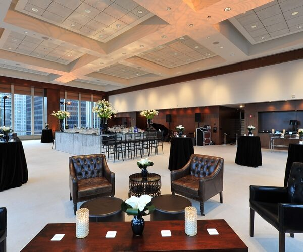 holiday party venues Midtown Manhattan