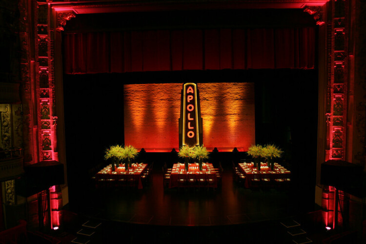 Food Service Company for Cultural Institutions in New York Like the The Apollo Music Café