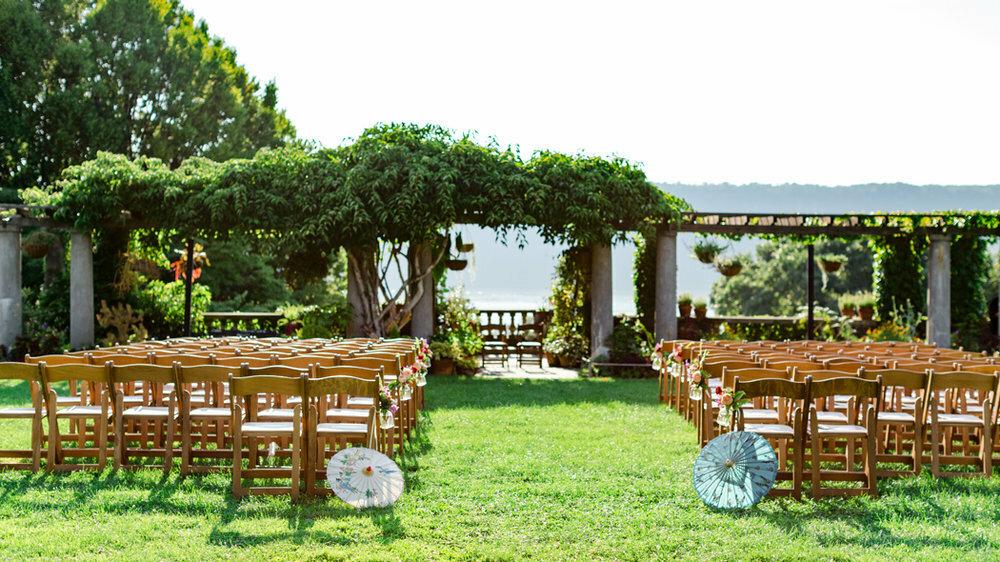 NY Garden Wedding Venue in the heart of Manhattan