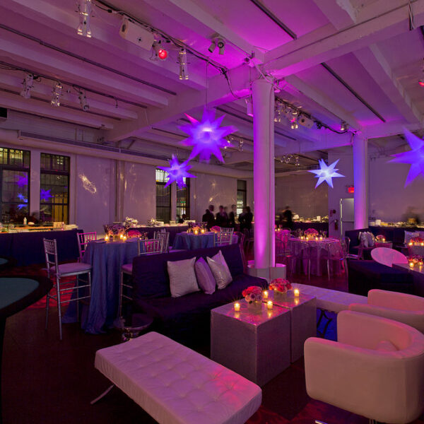 Host your holiday party in walking distance to Javits Center
