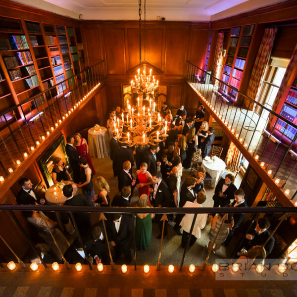 Host your Holiday Party at a Park Avenue Mansion