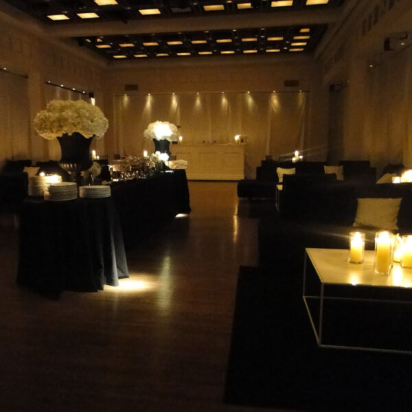 Classic holiday party venues UES