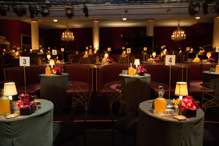 Holiday party venue in Harlem