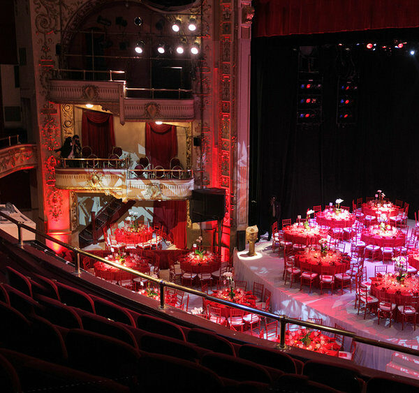 rent The Apollo for holiday party