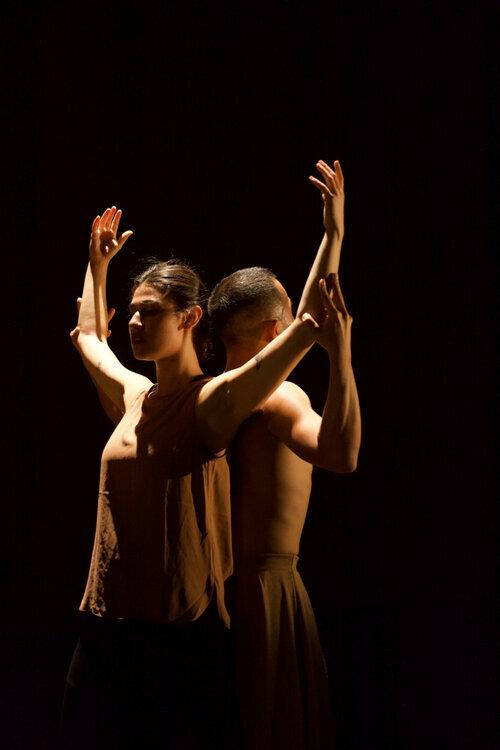 Dancer Jiemin Yang