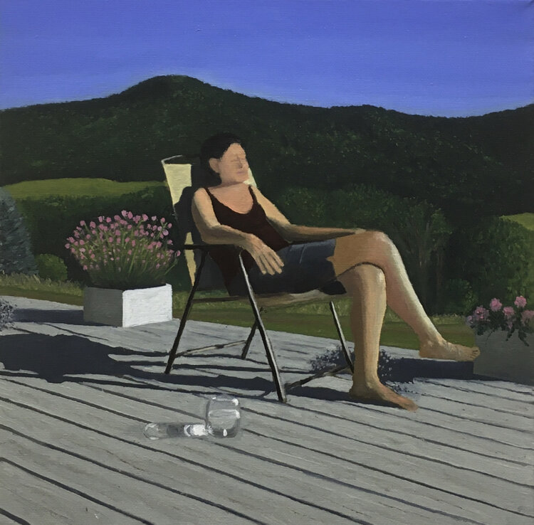 Robert Buckwalter Painter
