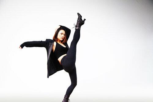 Saki Dancer, Actor, and Yoga Instructor