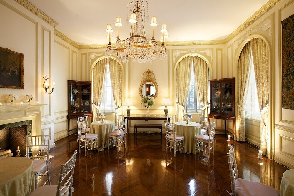 List of mansions where you can host your wedding reception
