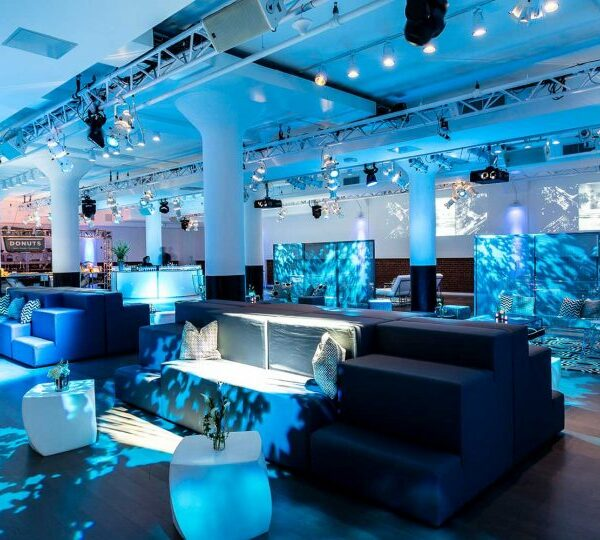 Holiday Party Venue Chelsea