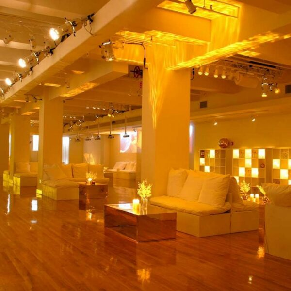 Large holiday party venue for rent