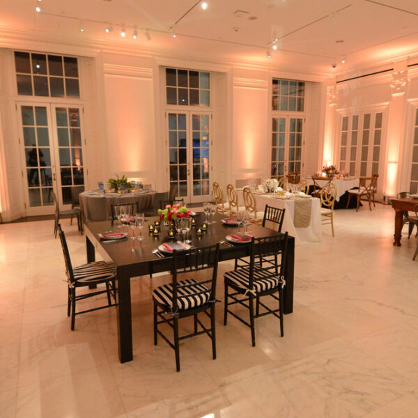Host your corporate holiday party in a historic NY museum