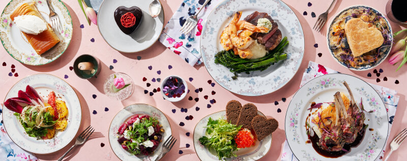 Valentine's Day Meal Kits Delivery New York