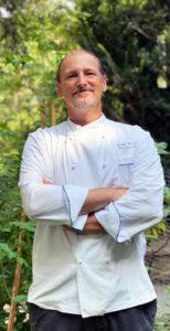 Geoff Rudaw, Executive Chef