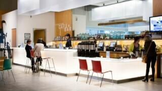 Signature Café + Bar