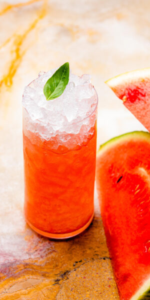cucumber watermelon tonic